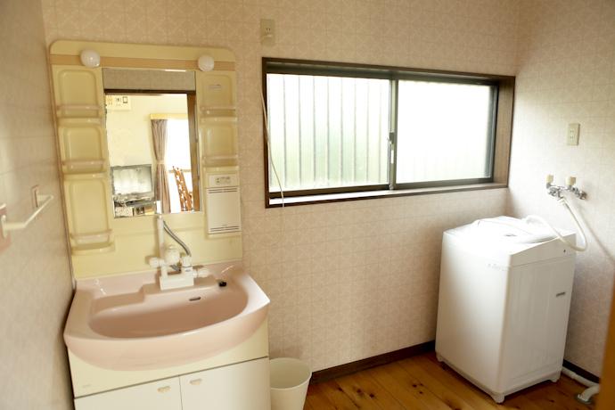 洗面、千葉、いすみ、自然光スタジオ