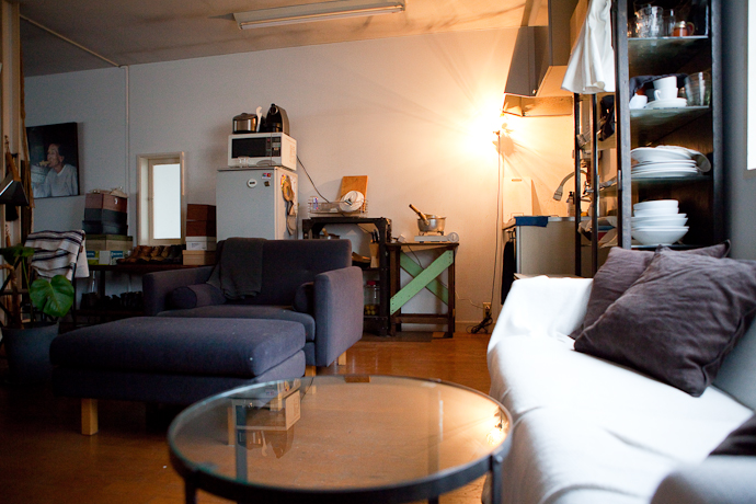 工房、アトリエ、関東都内の自然光スタジオ、世田谷、インダストリアル