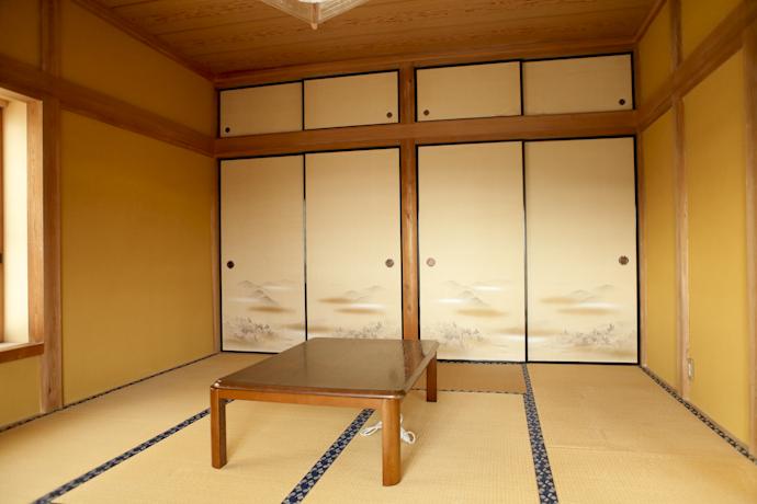 居間、畳、和風、千葉、いすみ、自然光スタジオ