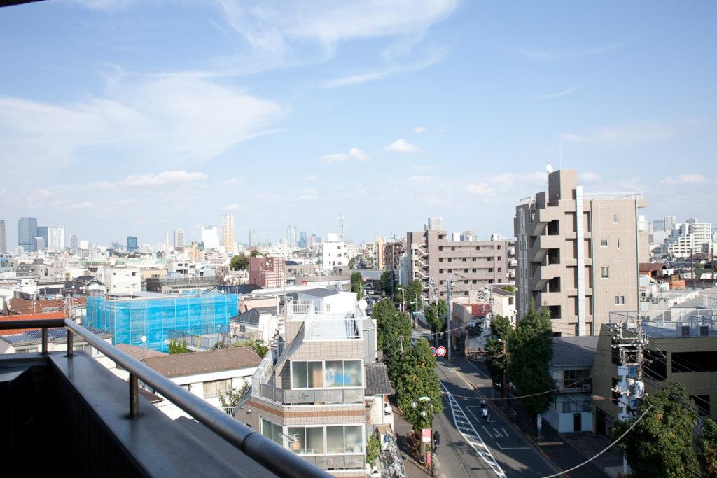 眺望、生活感、植物、マンションスタジオ、関東都内の自然光スタジオ、世田谷区、眺望良好、エグゼクティブ