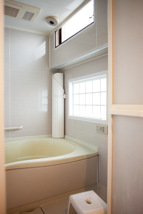 バスルーム、洗面、生活感、植物、マンションスタジオ、関東都内の自然光スタジオ、世田谷区、眺望良好、エグゼクティブ