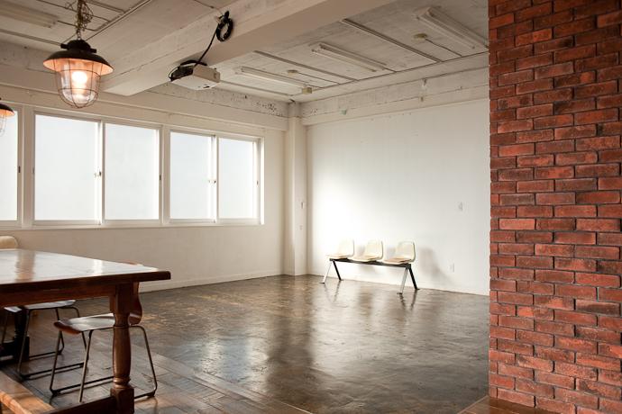 ブルックリン、関東都内の自然光スタジオ、世田谷区