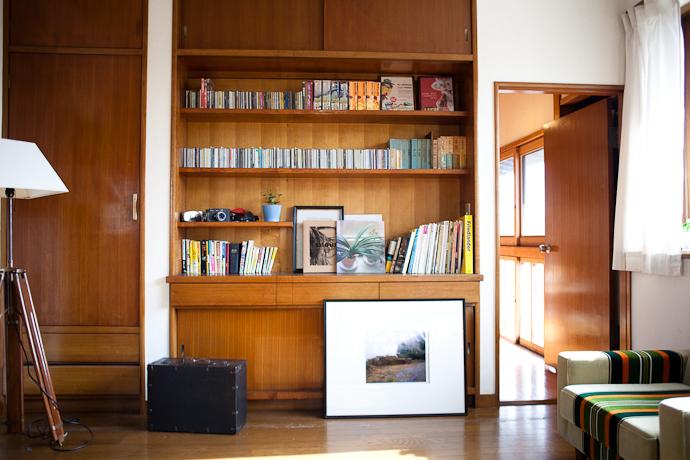 和モダン、関東都内の古民家と自然光スタジオ